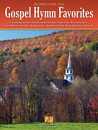 Gospel Hymn Favorites - Beginning Piano Series