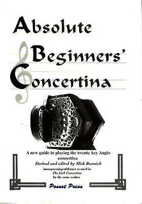 Absolute Beginners Concertina Book