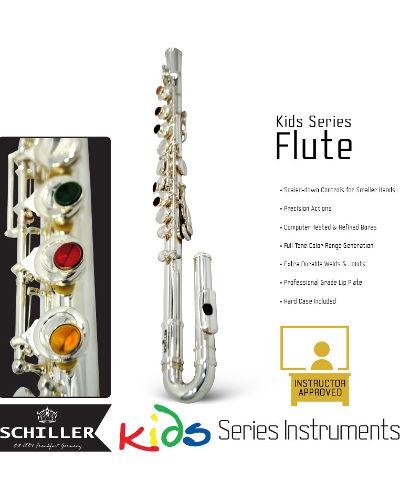Schiller American Heritage Kids Series Flute