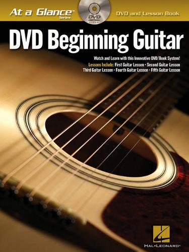 Beginning Guitar Book and DVD