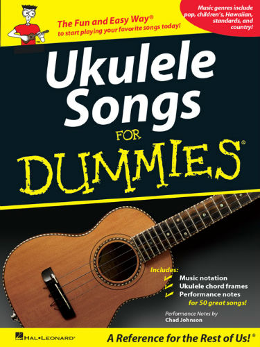 Ukulele Songs for Dummies® - Dummies Collections Series