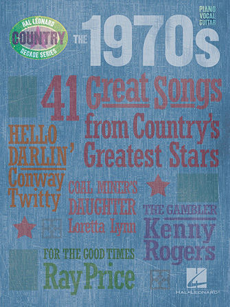 The 1970s – Country Decade Series