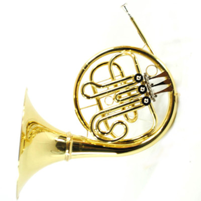 Schiller American Heritage Single French Horn w/ Removable Bell