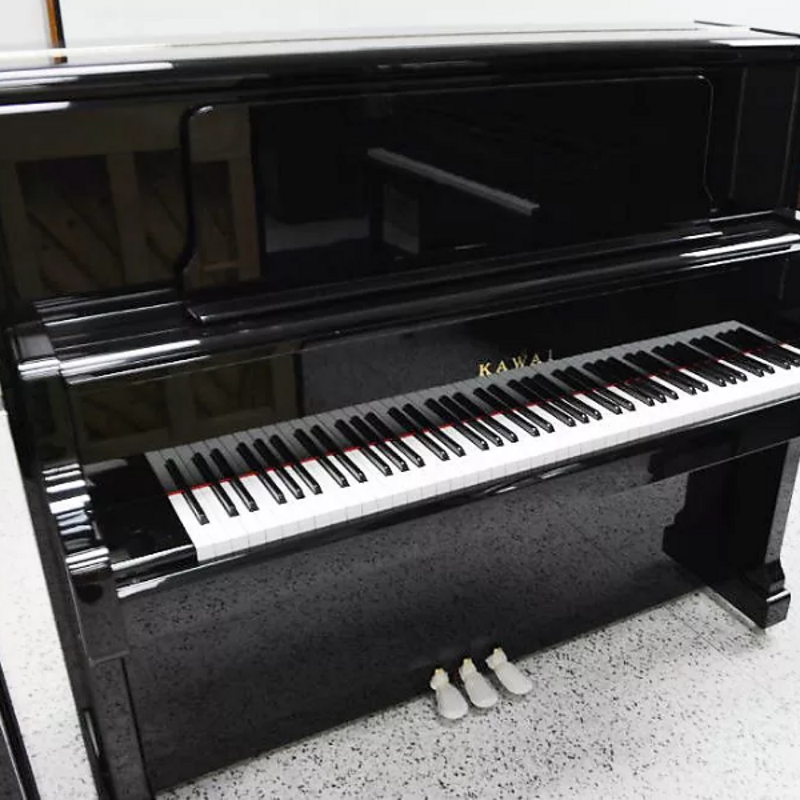 Kawai US50 Professional Upright - Black Polish