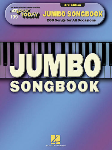 Jumbo Songbook - E-Z Play?? Today Series Volume 199