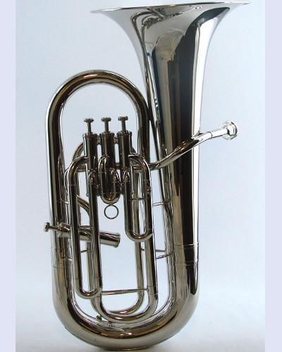 Schiller Model 450 Nickel Euphonium