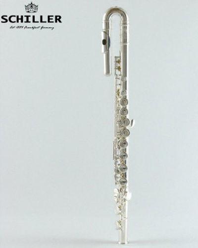 Schiller Elite II Curved / Straight Flute-For Younger Beginner
