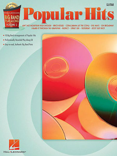 Swing Favorites – Guitar - Big Band Play-Along Series Volume 2