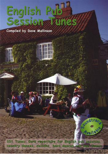 English Pub Session Tunes (English Pub Session Series) Book