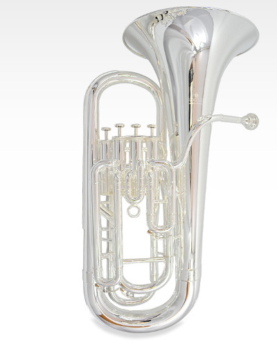 Schiller Elite IV Euphonium Silver Plated