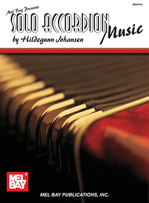 Solo Accordion Music Book