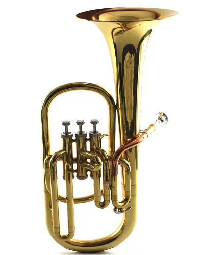 Schiller Edinburg Alto Horn - Gold