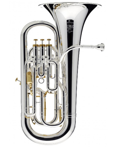 Besson Model BE2052 Euphonium in Bb