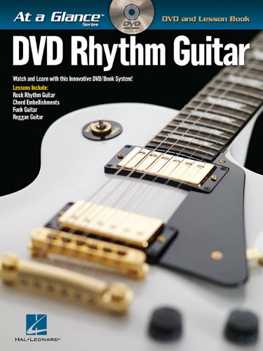 Rhythm Guitar Book and DVD