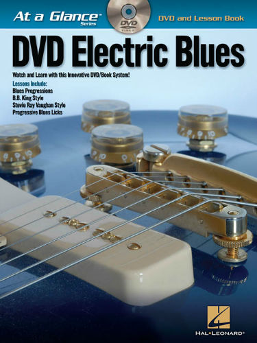Electric Blues Book and DVD