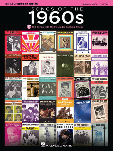 Songs of the 1960s – The New Decade Series