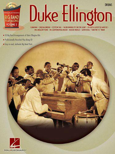 Duke Ellington – Drums - Big Band Play-Along Series Volume 3