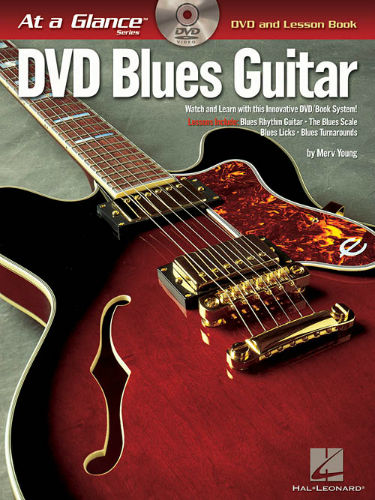 Blues Guitar Book and DVD