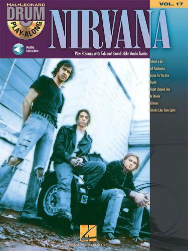 Nirvana - Drum Play-Along Series Volume 17