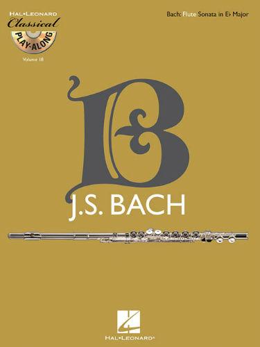 Flute Sonata in E-flat Major, BWV 1031 - Classical Play-Along Series Volume 18