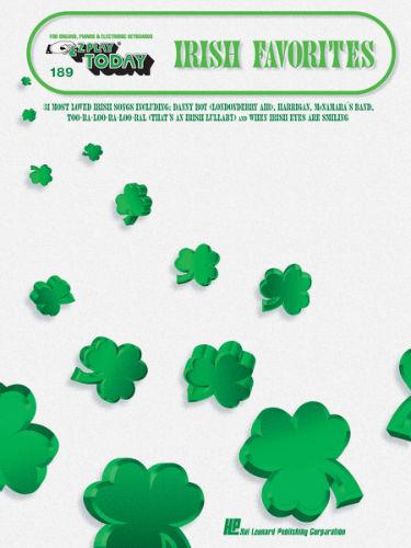 Irish Favorites - E-Z Play® Today Series Volume 189