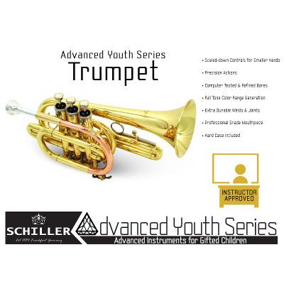 Schiller Advanced Youth Series Trumpet