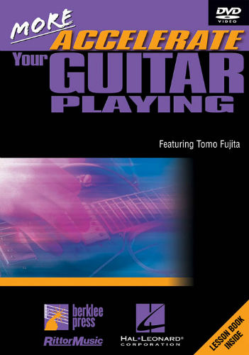 More Accelerate Your Guitar Playing DVD
