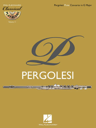 Flute Concerto in G Major - Classical Play-Along Series Volume 11