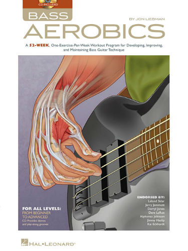 Bass Aerobics Book and Online Audio