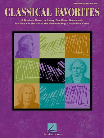Classical Favorites - Beginning Piano Series