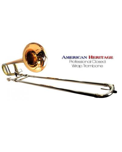 Schiller American Heritage Professional Closed Wrap Trombone
