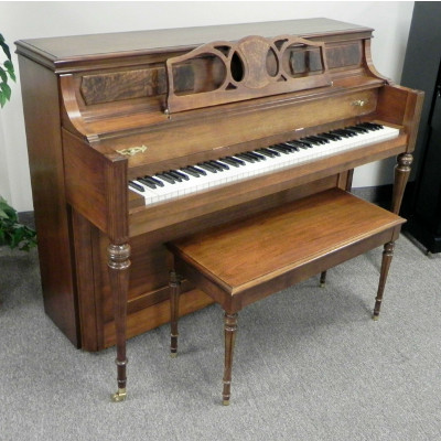 Yamaha Console M213B Upright Piano (used)