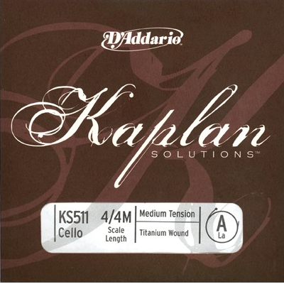 Kaplan Solutions Cello Strings ( A )