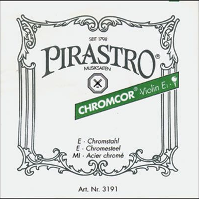 Pirastro Violin Chromcor Strings