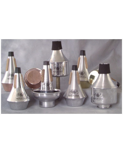 Charles Davis CD173 Cup Aluminum Trumpet Mute
