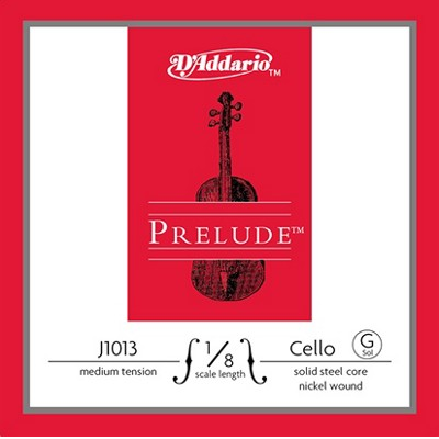 D Addario Prelude Cello G String