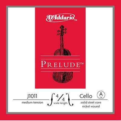 D Addario Prelude Cello A String