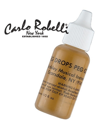 Carlo Robelli Peg Drops Liquid Peg Compound