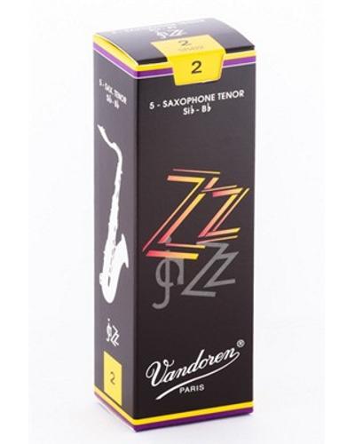 Vandoren ZZ Series Tenor Saxophone Reeds (Box of 5) (Assorted Strengths)