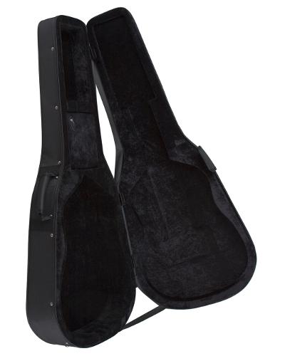 Luna Guitar Lightweight Case Folk/Parlor Series