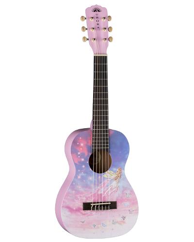 Luna Aurora Faerie 1/2 Acoustic Nylon - AR2 NYL FAERIE