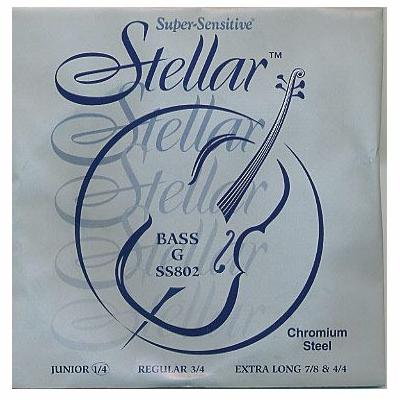 Stellar Bass Strings by Super Sensitive