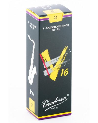 Vandoren V16 Tenor Saxophone Reeds (Box Of 5)