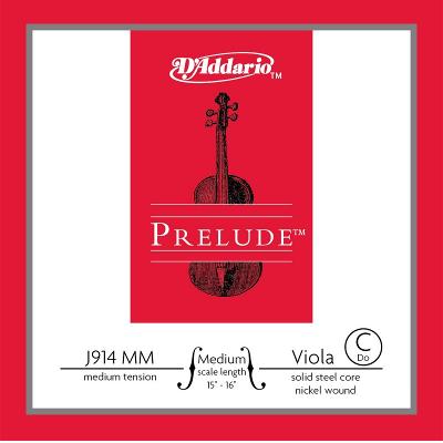 D Addario Prelude Viola C String
