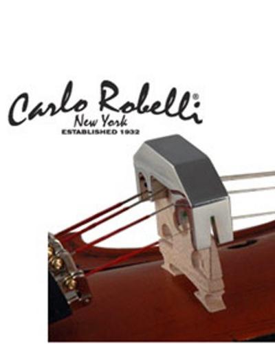Carlo Robelli Metal Violin Practice Mute