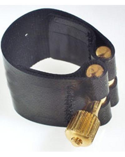 Rovner Dark Rubber Standard Bari Saxophone Ligature