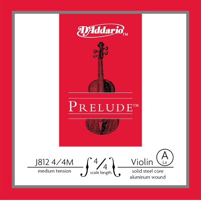 D Addario Prelude Violin A String ( 1/8 )