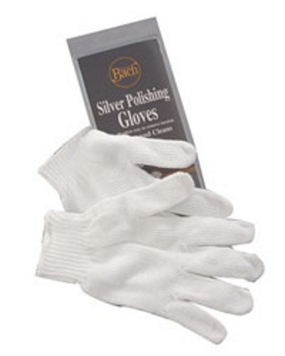 Bach Silver Polishing Gloves