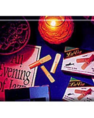 La Voz Tenor Saxophone Reeds(Box of 10)
