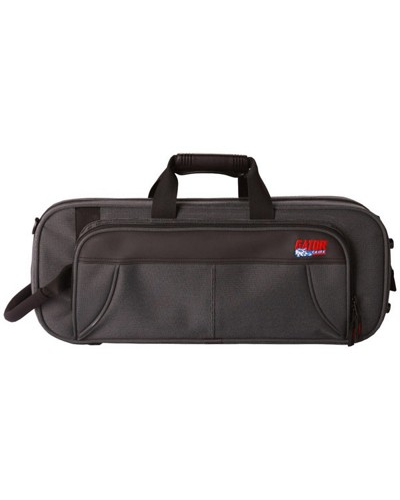 Gator GL Series Rigid Foam Lightweight Trumpet Case (Contoured Black)